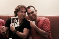 With Roberto Alagna @Vienna State Opera 2013