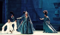 Monostatos - Die Zauberflöte @Greek National Opera 2010 ©Haris Akriviadis